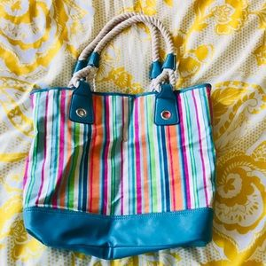 CUTE BEACH BAG!!